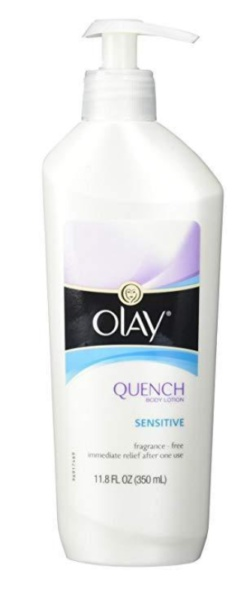 Olay Quench Sensitive Body Lotion