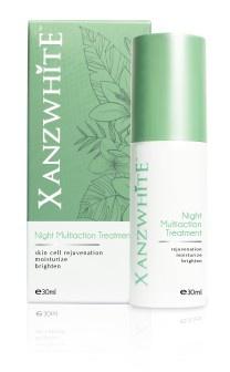Xanzwhite Night Multiaction Treatment