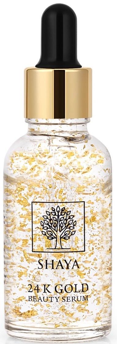 SHAYA 24 K Gold Beauty Serum