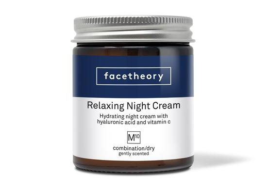 facetheory Relaxing Night Cream M10