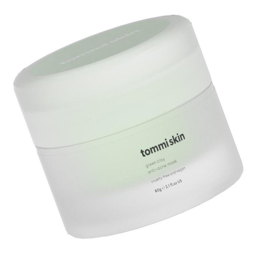 tommi skin Anti-Acne Green Clay Mask