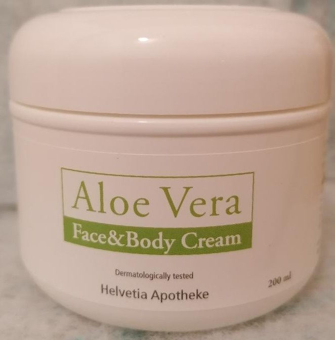Helvetia Apotheke Aloe Vera Face&Body Cream