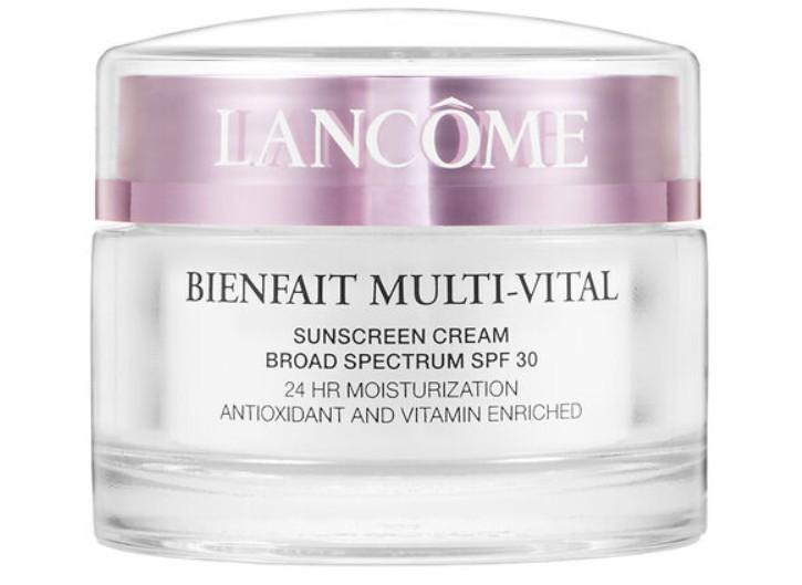 Lancôme Bienfait Multi-Vital Sunscreen Lotion Broad Spectrum Spf 30