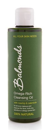 Balmonds Omega-Rich Cleansing Oil
