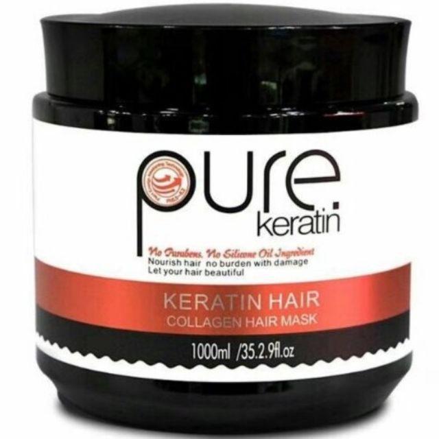 LS/KT Pure Keratin Collagen Hair Mask