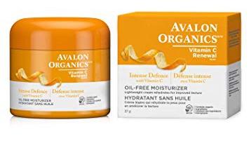 Avalon Organics Intense Defense Oil-Free Moisturizer