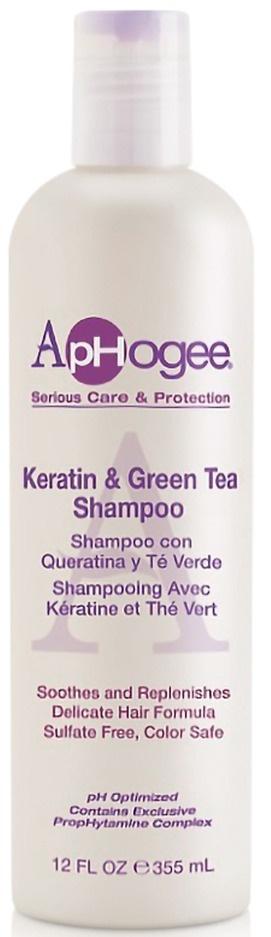 Aphogee Keratin And Green Tea Shampoo
