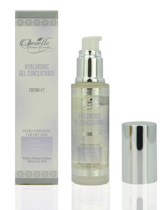 Develle Hyaluronic Gel Concentrate Edition #7