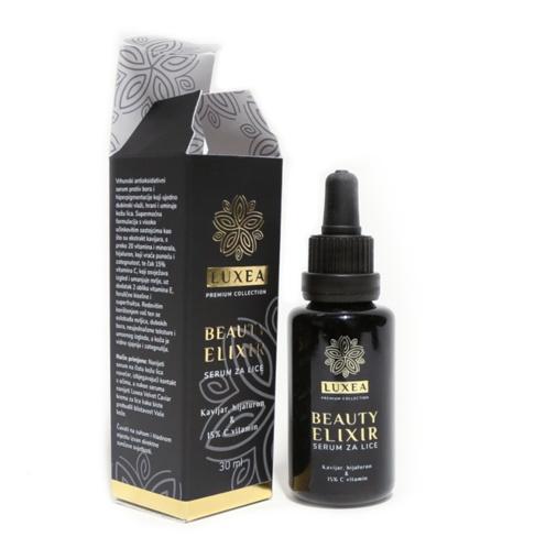 Moja Oaza Beauty Elixir Serum Luxea