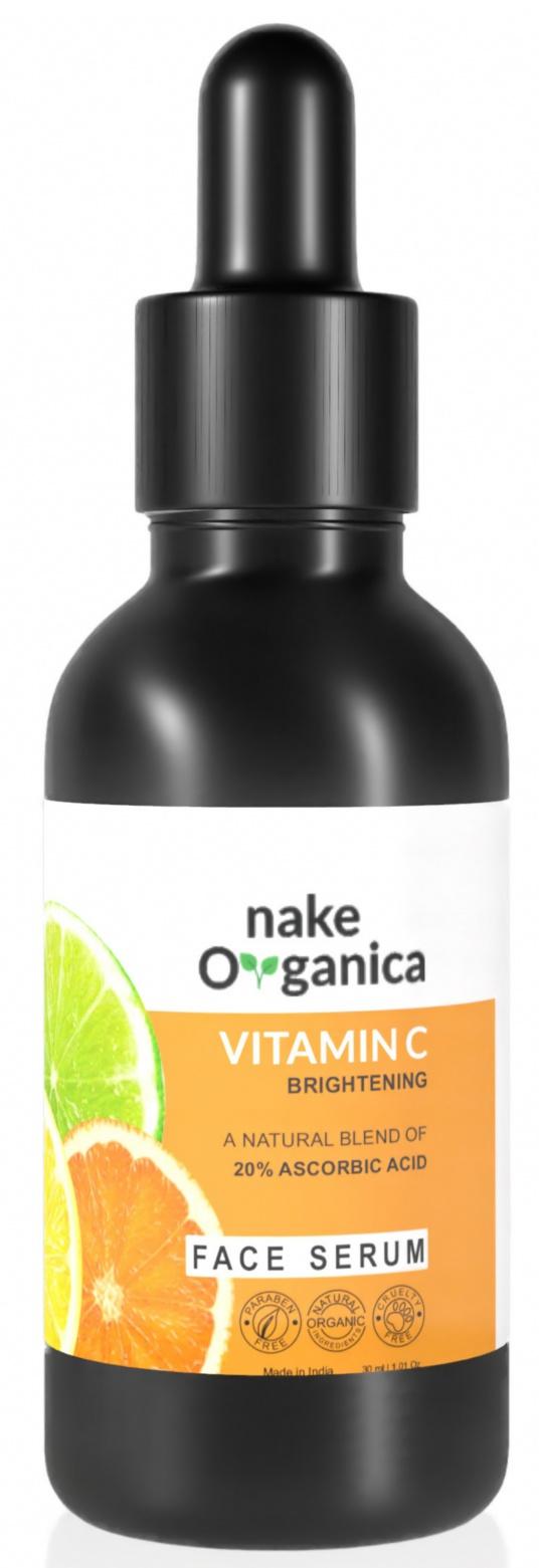 Nake organica Vitamin C Serum