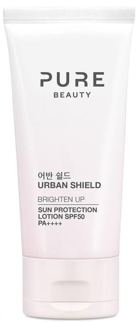 PURE BEAUTY Urban Shield Brighten Up Sun Protection Lotion SPF 50 Pa++++