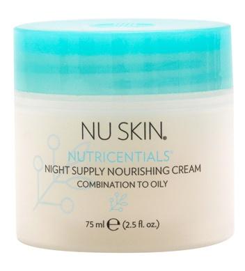Nu Skin Nutricentials Night Supply Nourishing Cream