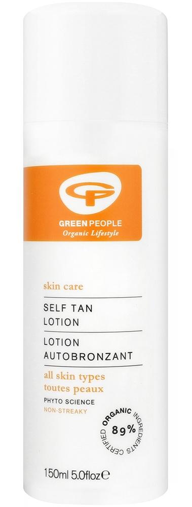 Green People Self Tan Lotion