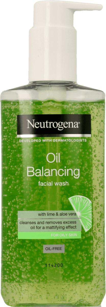 Neutrogena Oil Balancing Face Wash