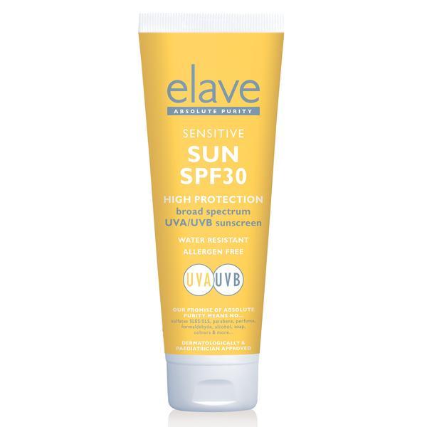 Elave Sensitive Sun Spf30