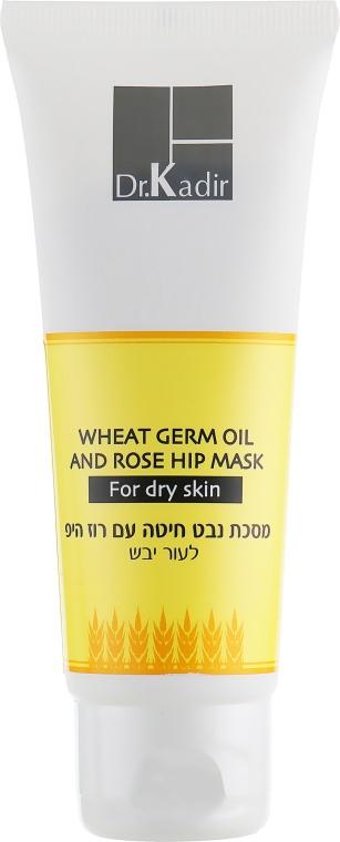 Dr Kadir Wheat Germ Oil And Rose Hip Mask