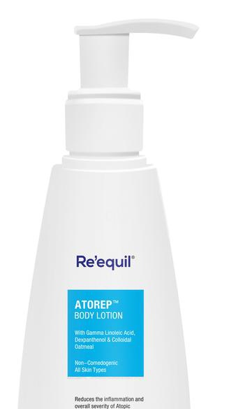 Re'equil Atorep Body Lotion