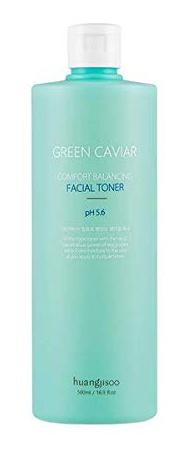 Huangisoo Green caviar facial toner