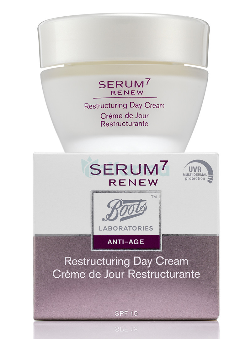 Boots Laboratories Serum7 Renew Restructuring Day Cream