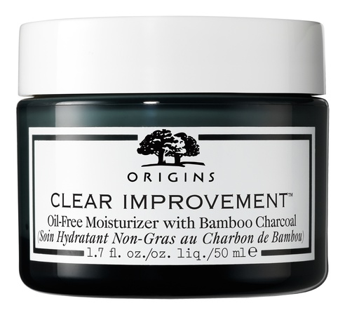 Origins Clear Improvement Oil-free Moisturizer with Bamboo Charcoal