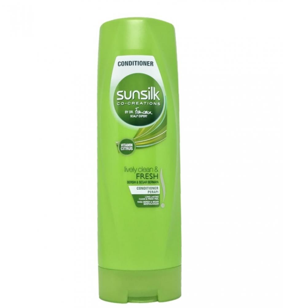 Sunsilk Conditioner Green