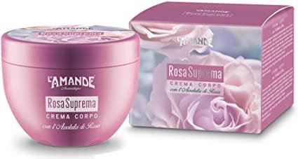 L'Amande Bodycream Rosa Suprema