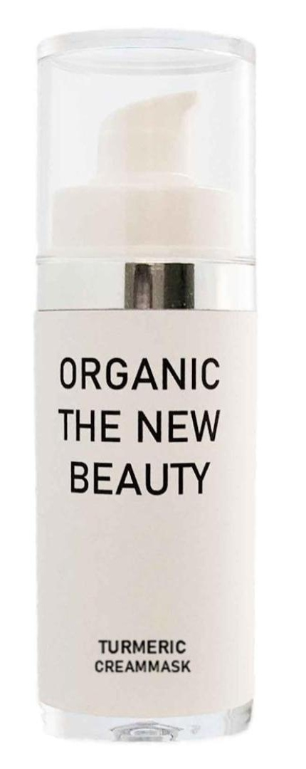 ORGANIC THE NEW BEAUTY Turmeric Cream Mask | Probiotic