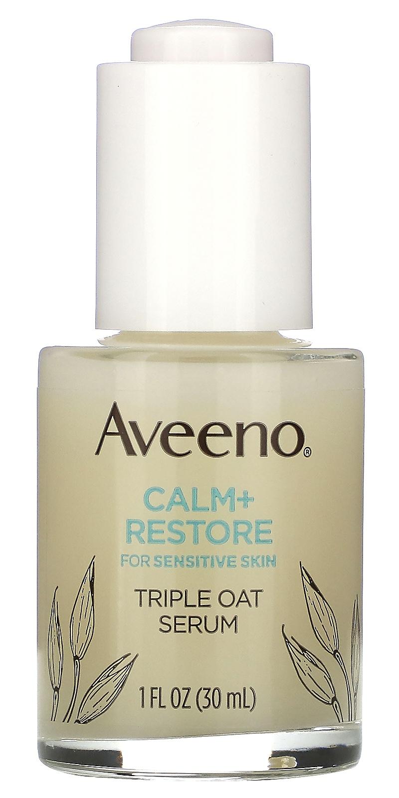 Aveeno Calm+ Restore Triple Oat Serum