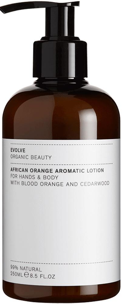 Evolve Organic Beauty African Orange Body Lotion