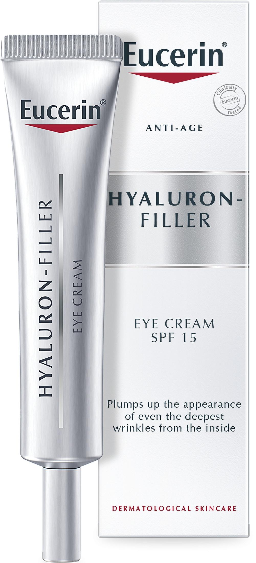 Eucerin Hyaluron-Filler Eye Cream SPF15