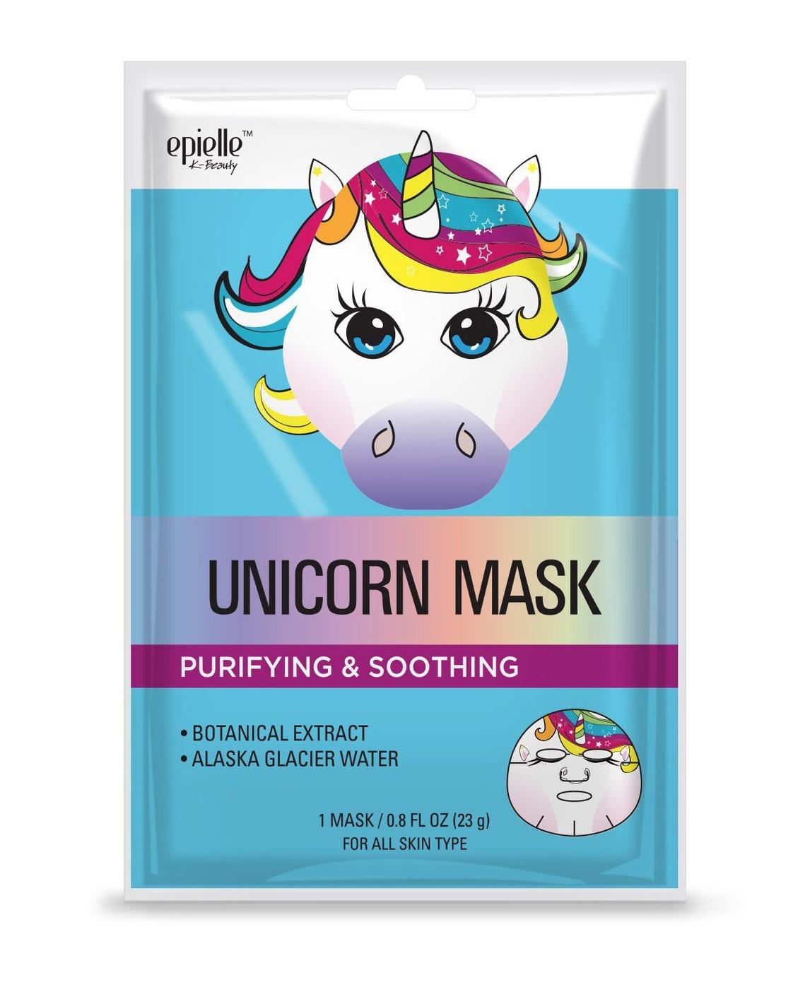 Epielle Unicorn Mask