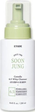 Etude House Soonjung Centella 6.5 Whip Cleanser