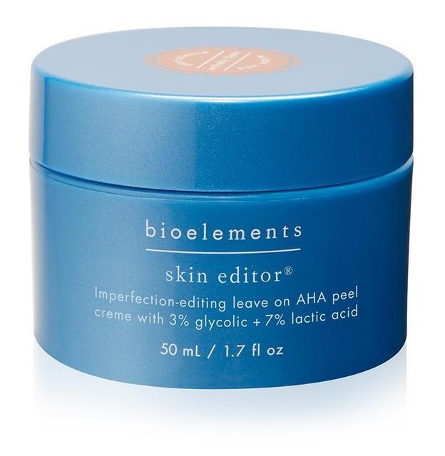 Bioelements Skin Editor