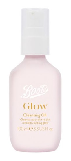 Boots Glow Cleansing Oil
