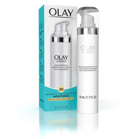 Olay Luminous Brightening & Protecting Lotion With Sunscreen Broad Spectrum Spf 30
