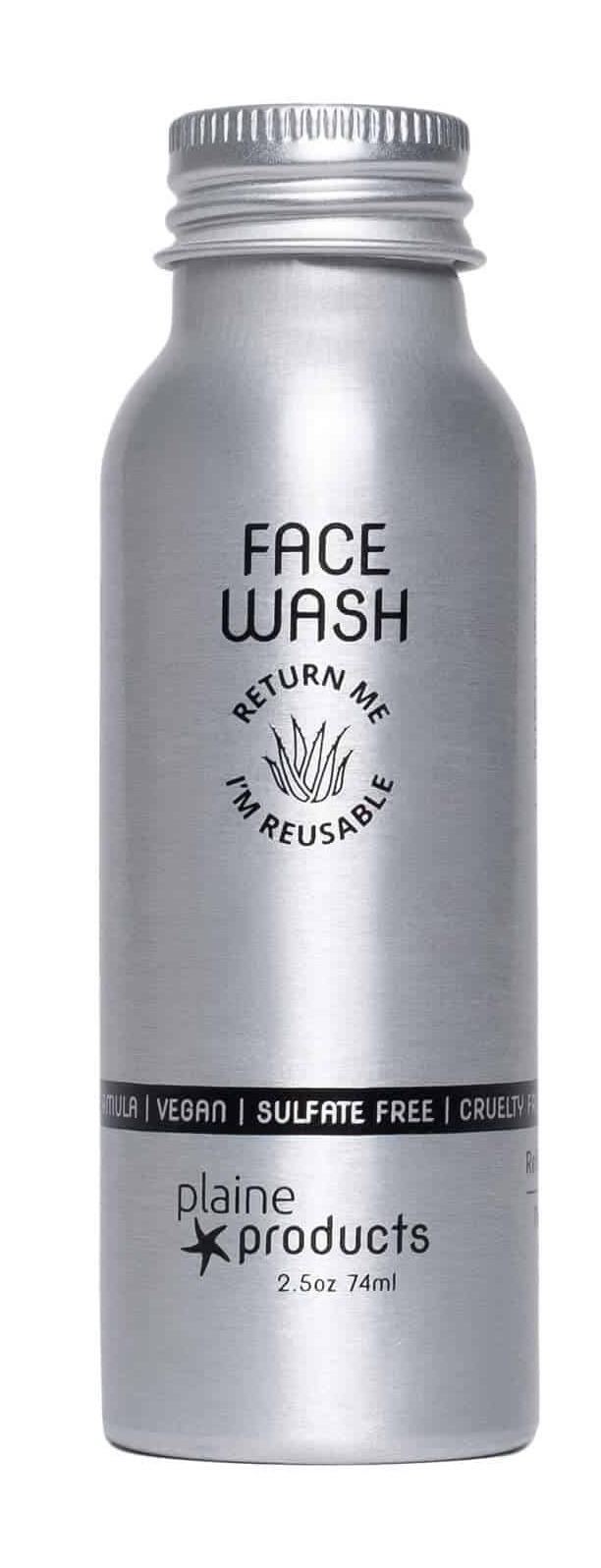 Plaine Products Face Wash