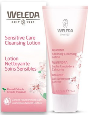 Weleda Sensitive Care Cleansing Lotion - Almond
