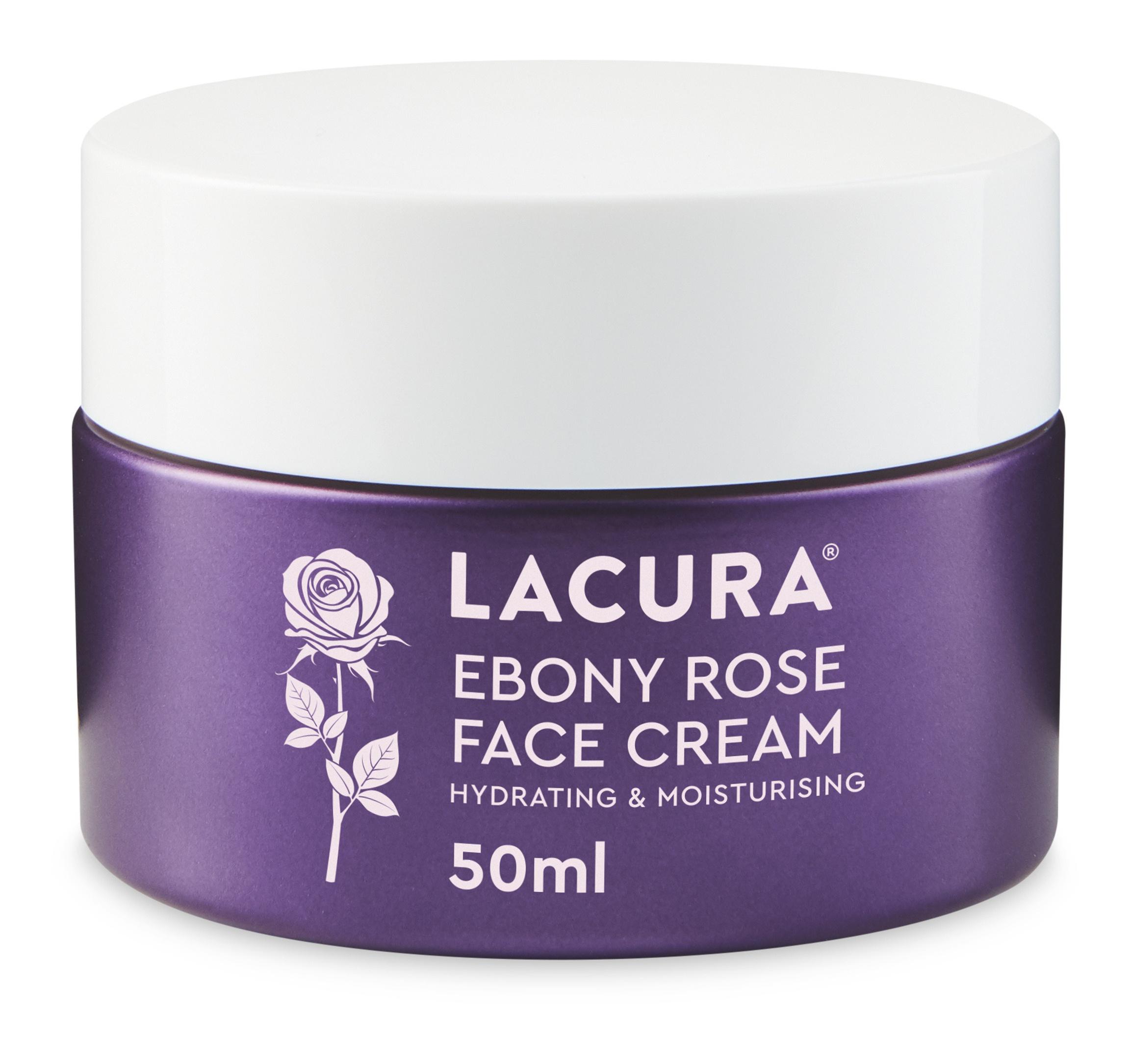 LACURA Ebony Rose Face Cream