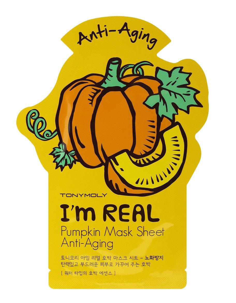 TonyMoly I'm Real Pumpkin Sheet Mask