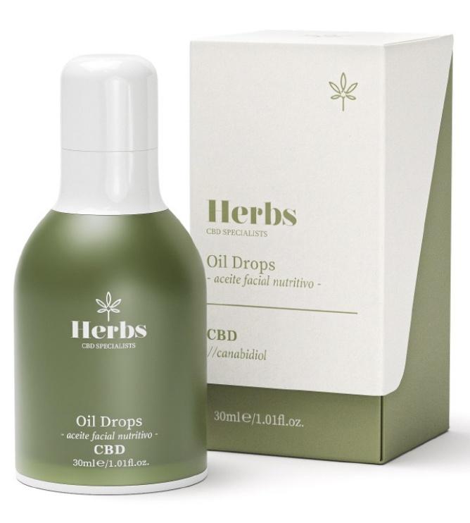 Herbs CBD Oil Drops
