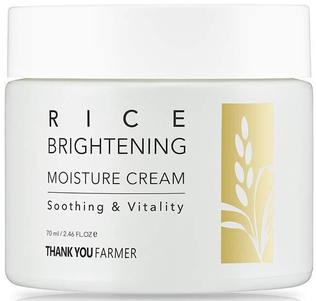 Thank You Farmer Rice Brightening Moisture Cream