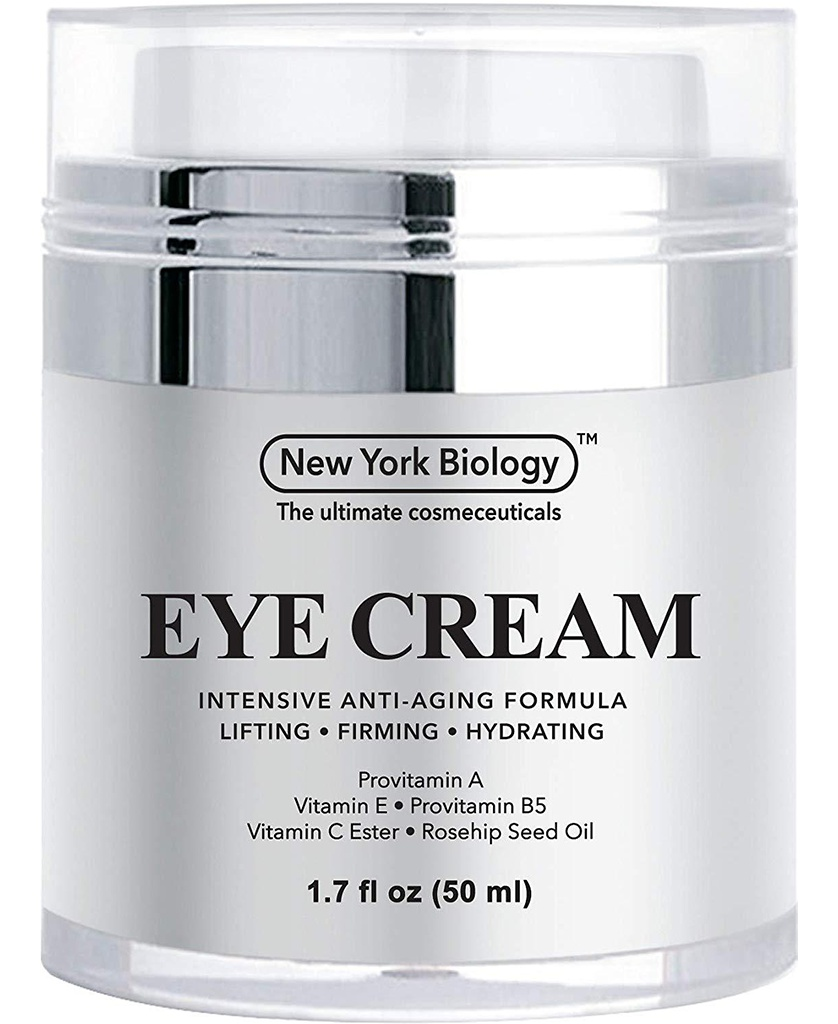 New York Biology Eye Cream