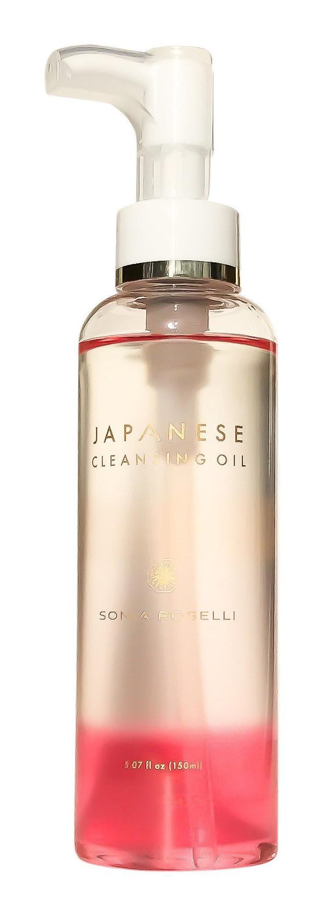 Sonia Roselli Japanese Cleansing Oil