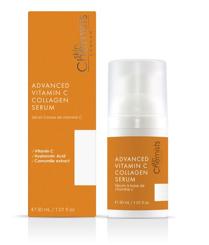 Skin Chemists Advanced Vitamin C Collagen Serum