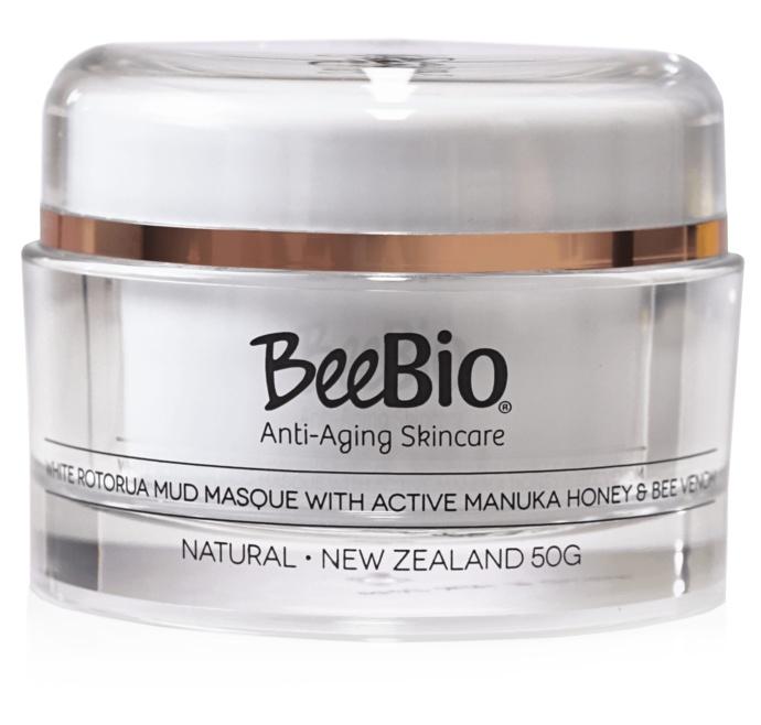 BeeBio Lava Rotorua White Mud Masque