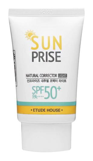 Etude House Sunprise Natural Corrector Light Spf 50+/Pa++++