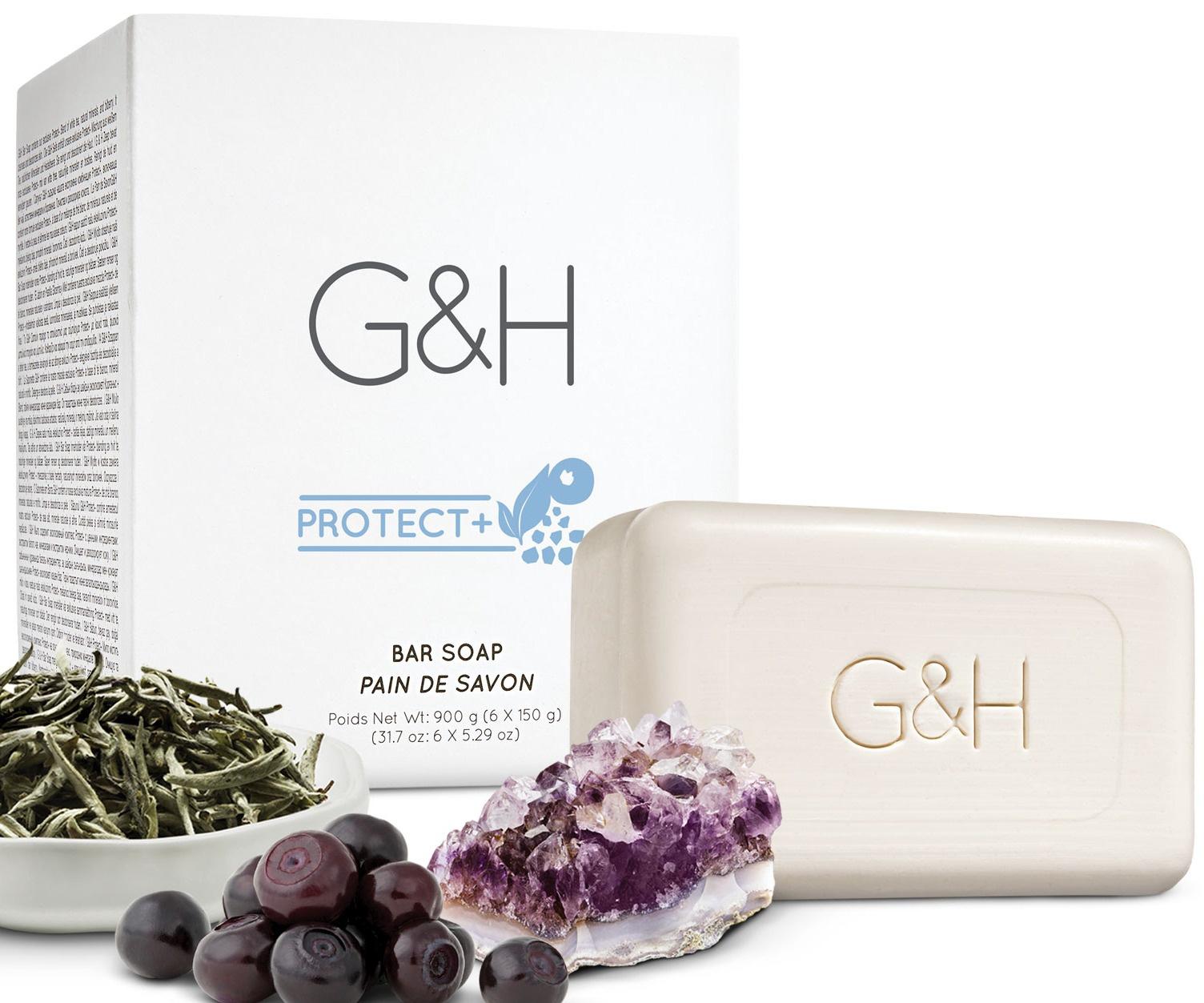 G&H Protect+ Bar Soap