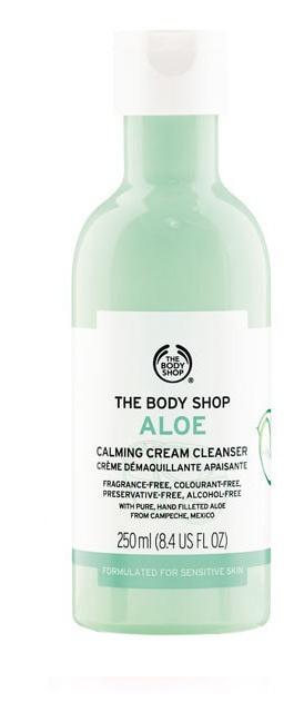The Body Shop Calming Cream Cleanser