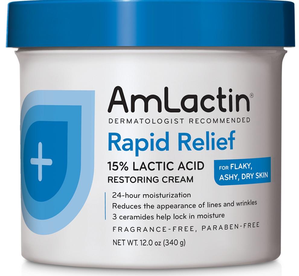 Amlactin Rapid Relief Restoring Cream