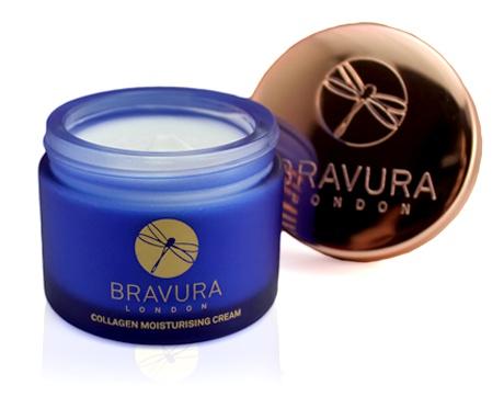 Bravura London Collagen Moisturising Cream